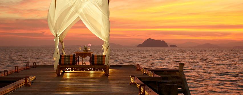 Santhiya Koh Yao Yai Resort & Spa vistas