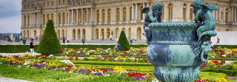 Paris Palacio de Versailles