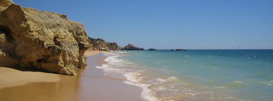 albufeira playa