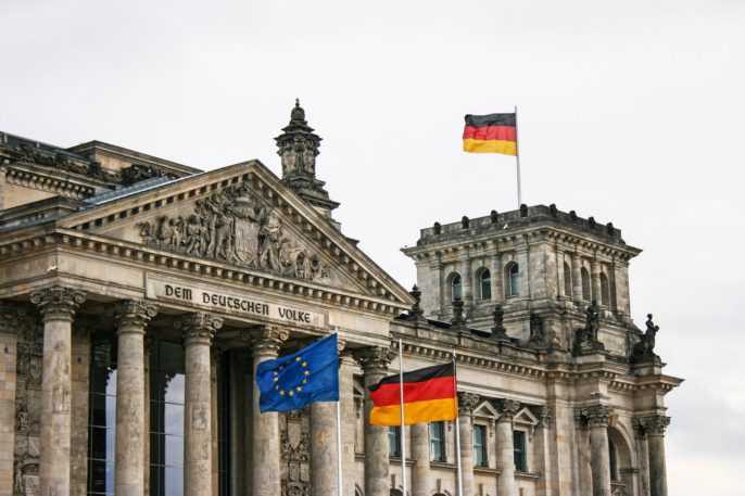Reichstag – Berlin, Germany
