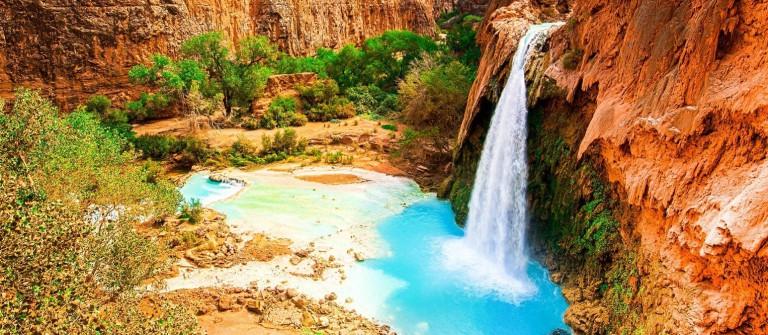 Havasu Waterfalls shutterstock_167691602-2