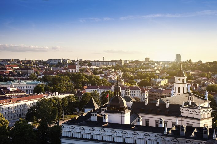 Vilnius Old Town iStock_000025877321_Large