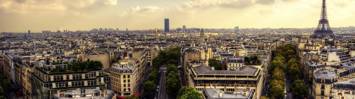 Paris Aerial View iStock_000049063348_Large