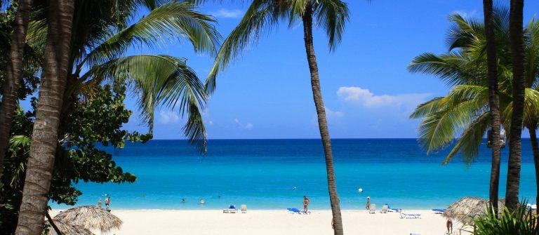 Varadero Beach Cuba shutterstock_485216650