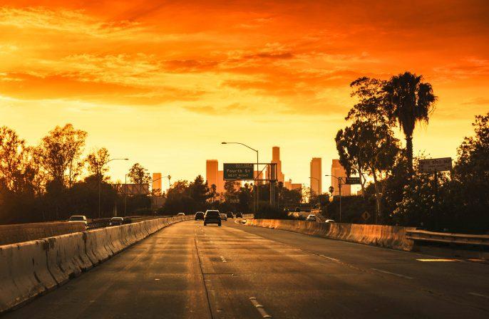 Los Angeles Sunset iStock_000056266268_Large-2