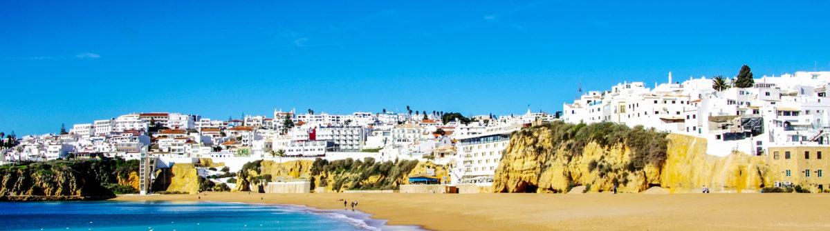 Albufeira,Algarve region, Portugal