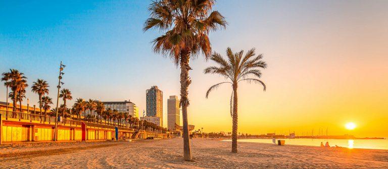 Barcelona Beach shutterstock_210532036-2
