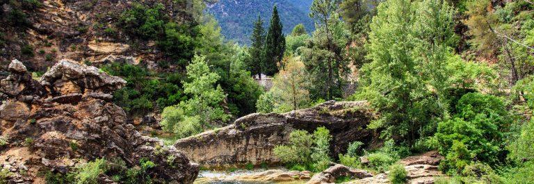 Escapada a la Sierra de Cazorla paisaje