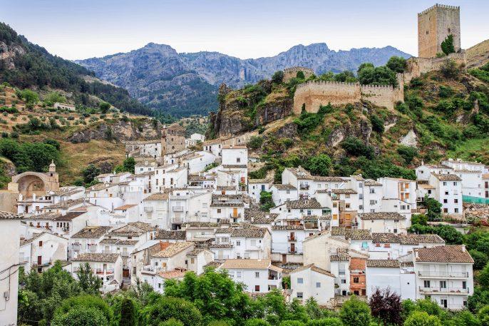 Cazorla village, Sierra de Cazorla Segura and Las Villas Natural Park, Jaen province shutterstock_56748199-2