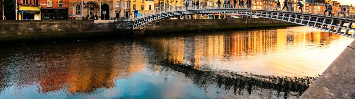 Sunset in Dublin Ireland shutterstock_280310111-2