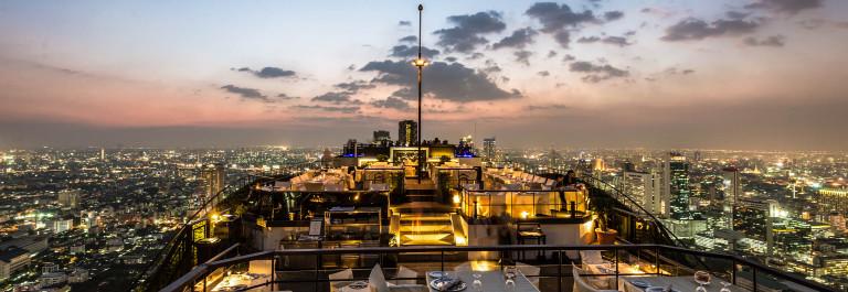 View from the top of Vertigo Bar Bangkok Thailand shutterstock_172455755 EDITORIAL ONLY Sanchai Kumar-2