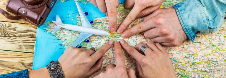 six cool friends are planning euro trip shutterstock_354213974-2