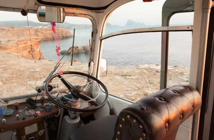 Historic Motorhome Ibiza 4