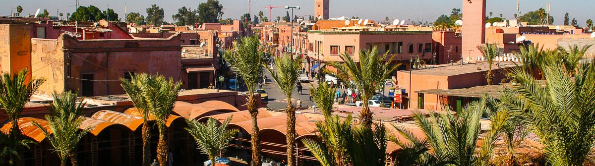 Marrakesh's Medina quarter