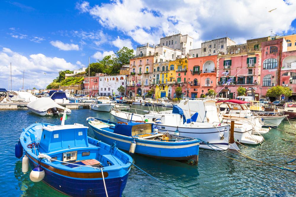 Escapada a Nápoles Italia