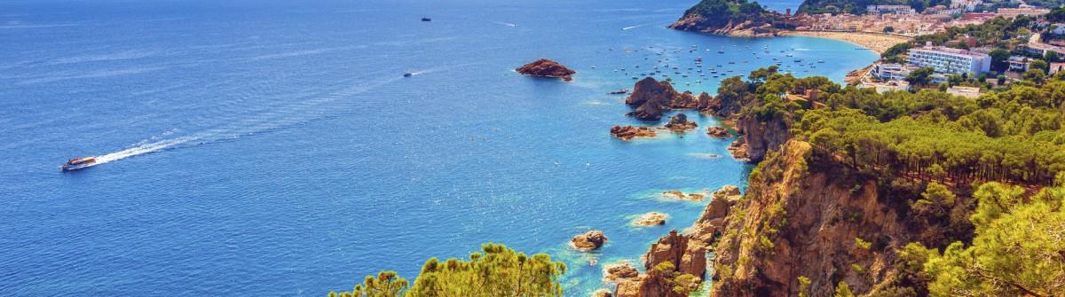 Tossa Del Mar Costa Brava iStock_000062432328_Large