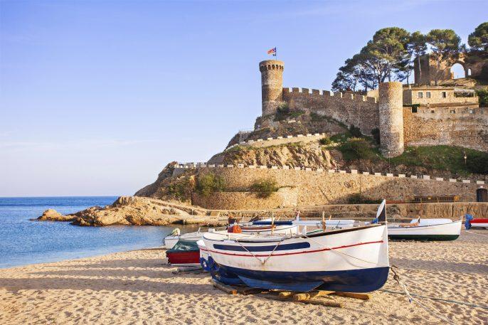 Tossa de Mar Costa Bravo iStock_000060372292_Large