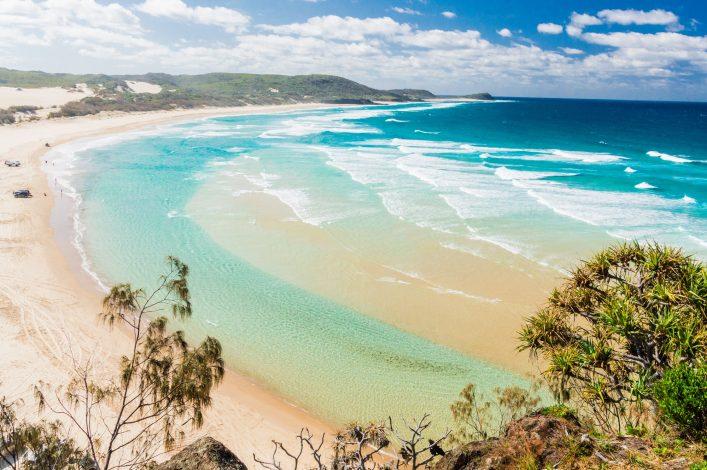 fraser island australia shutterstock_346695122