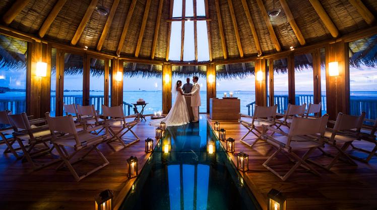 Gili Lankanfushi Maldives para luna de miel
