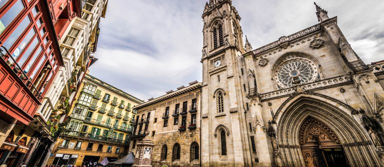 Cathedral of Santiago, Bilbao