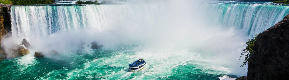 Niagara Falls on a Sunny Day iStock_000018227187_Large-2