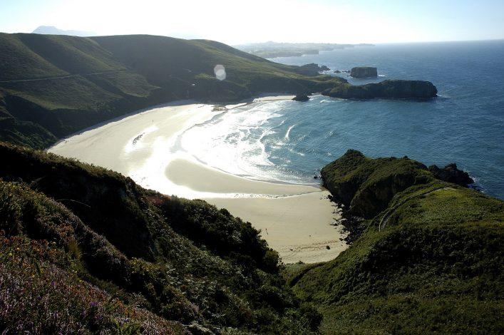 Torimbia Beach