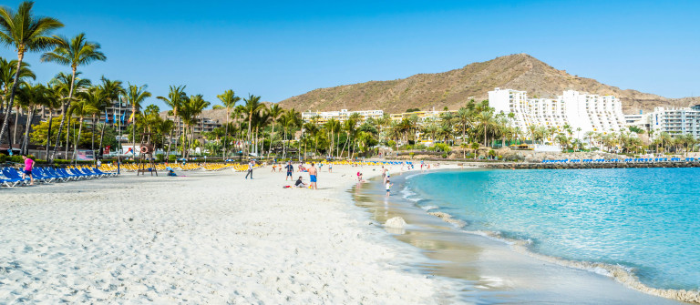 Anfi beach – Gran Canaria, Spain