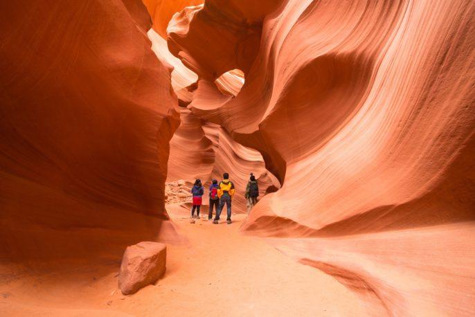 antelope-canyon-shutterstock_229304368