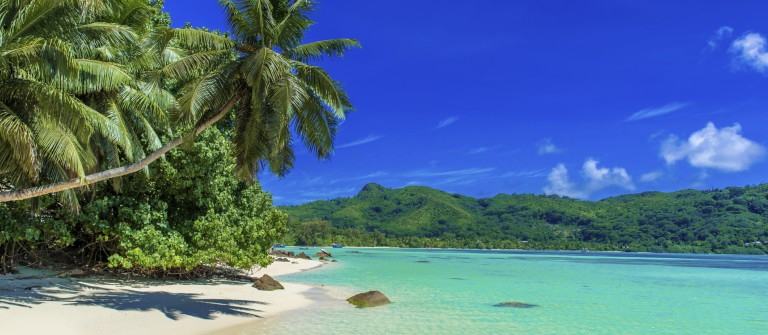 Anse a La Mouche – Paradise beach in Seychelles, Mahe