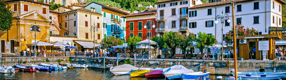 Malcesine on Garda Lake, Italy shutterstock_400742500-2