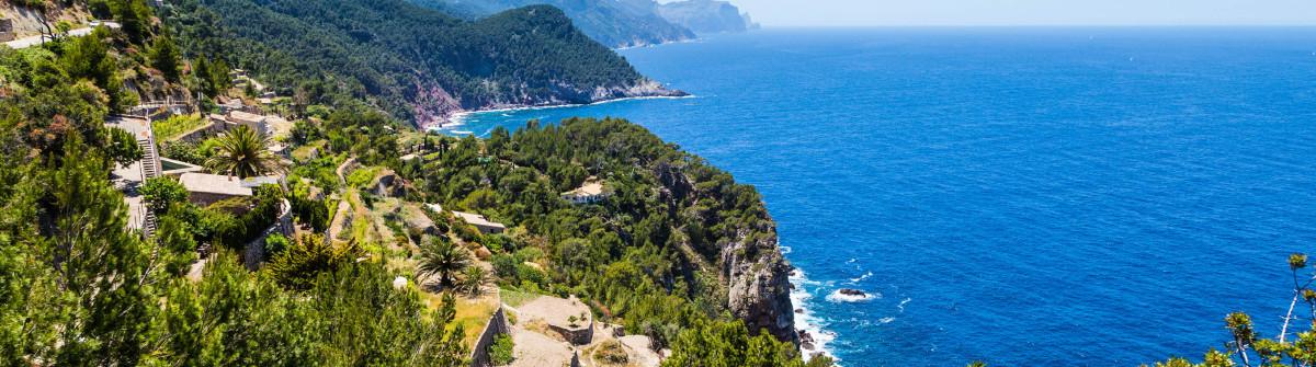 Tramuntana Mountain Range, Majorca
