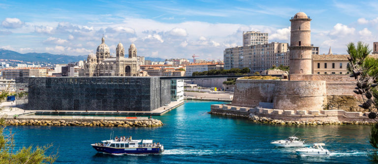 saint-jean-castle-and-cathedral-de-la-major-and-the-vieux-port-in-marseille-france-shutterstock_322604492-2