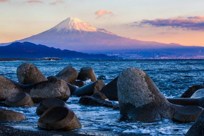 Vuelos a Japón mont fuji