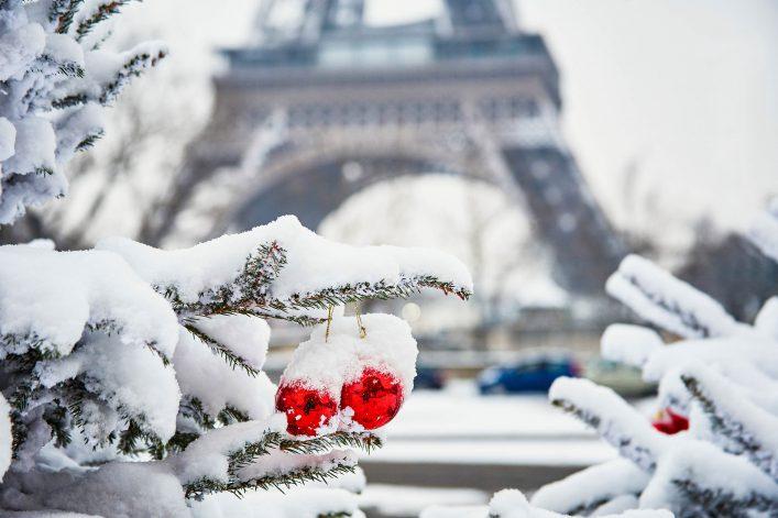 Mercados de Navidad París
