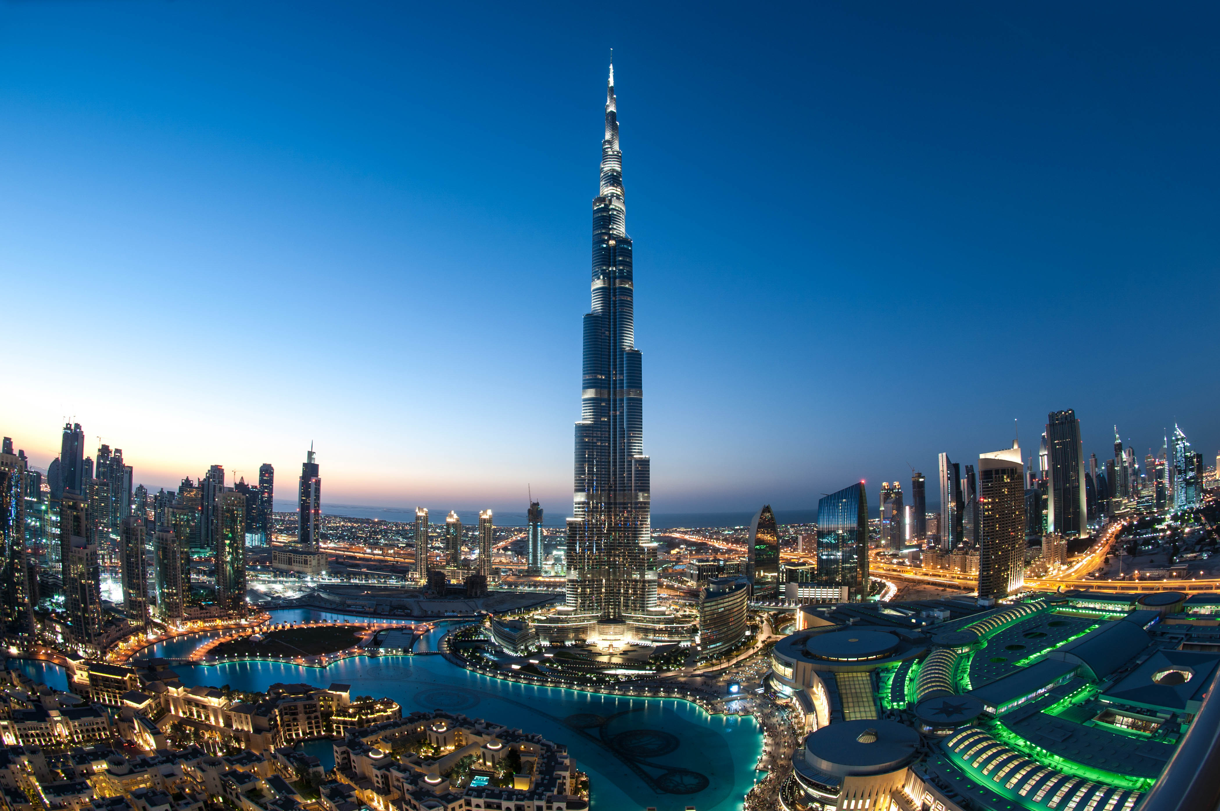 Vacaciones En Dubái Con Vuelos Y Hotel 4* Incluido