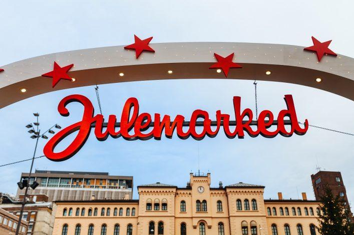Mercados de Navidad Europa Oslo