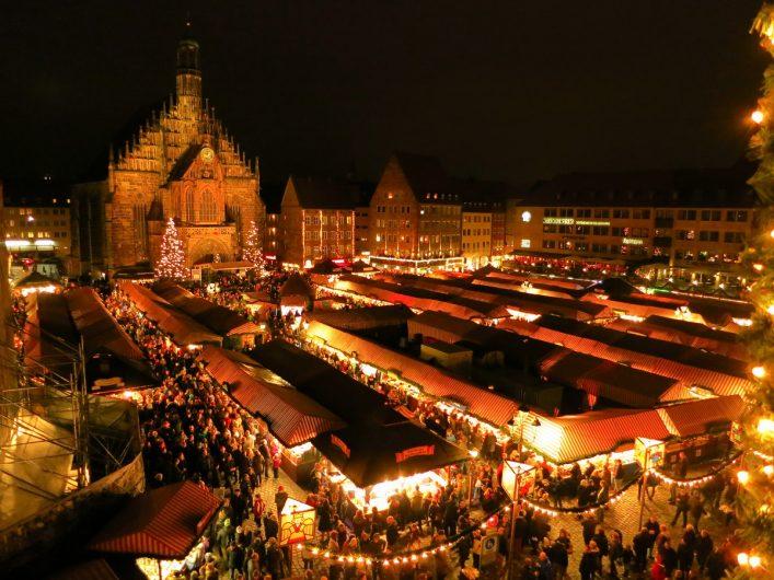Mercados de Navidad Alemania