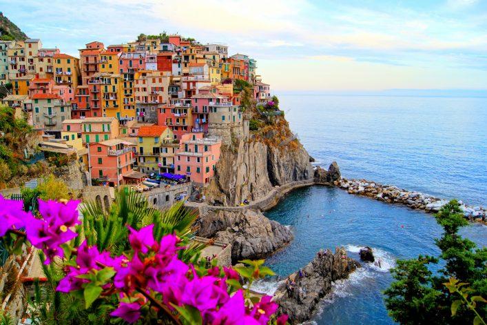 Cinque Terre Italy shutterstock_100984339