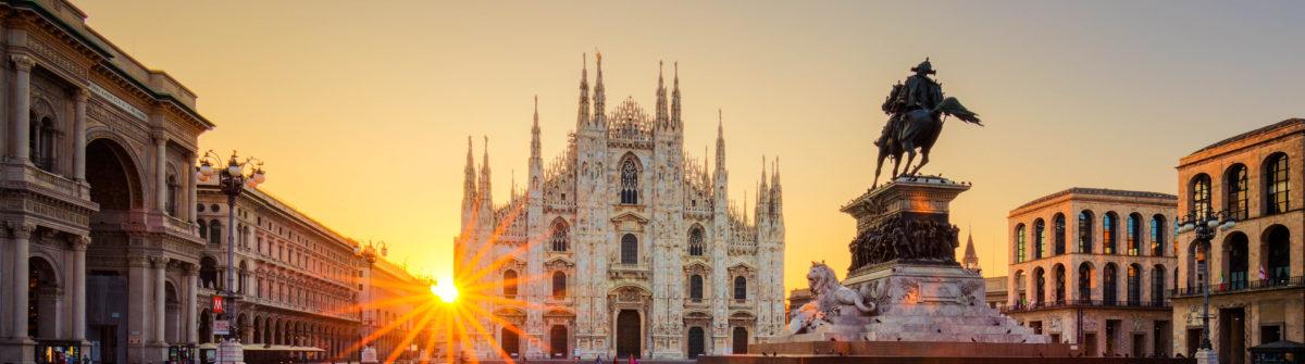 Duomo at sunrise