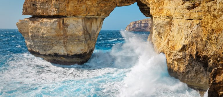 Azure Window Gozo Malta shutterstock_486589258