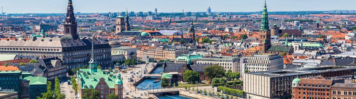 Copenhagen City, Denmark, Scandinavia. Beautiful summer day_shutterstock_242842918