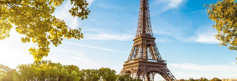 Eiffel tower, Paris France shutterstock_112137761-2