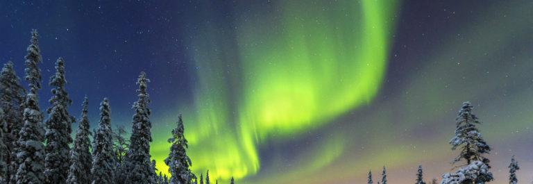 Finland Aurora Borealis iStock_000023507920_Medium