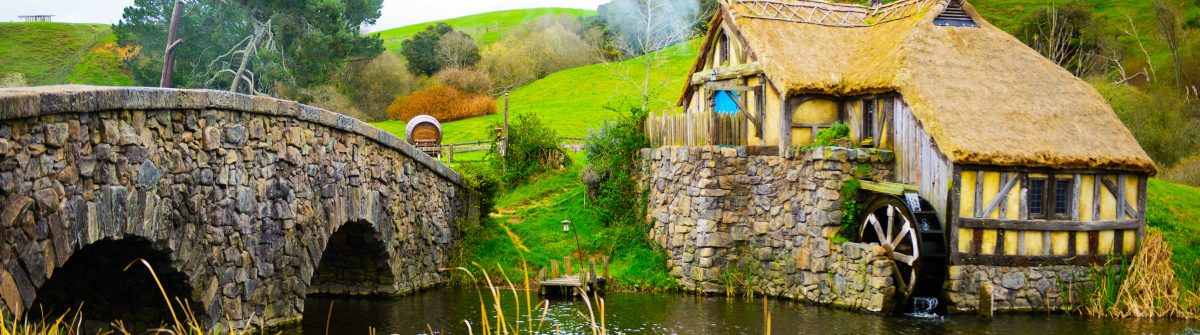 Hobbit Village shutterstock_274005014