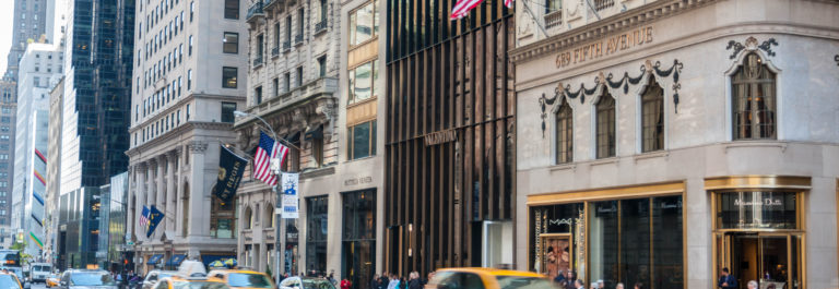 New York's 5th Avenue