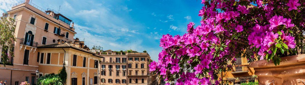 Piazza di Spagna in Rome, Italy shutterstock_105128714-2