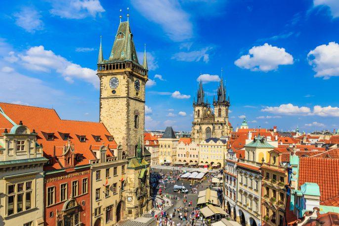 Prag, Tschechische Republik iStock_000052545148_Large-2