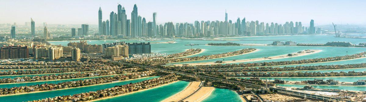 Viaje a Dubái y Mauricio