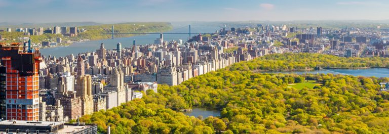 View on central park in New York shutterstock_110324678-2