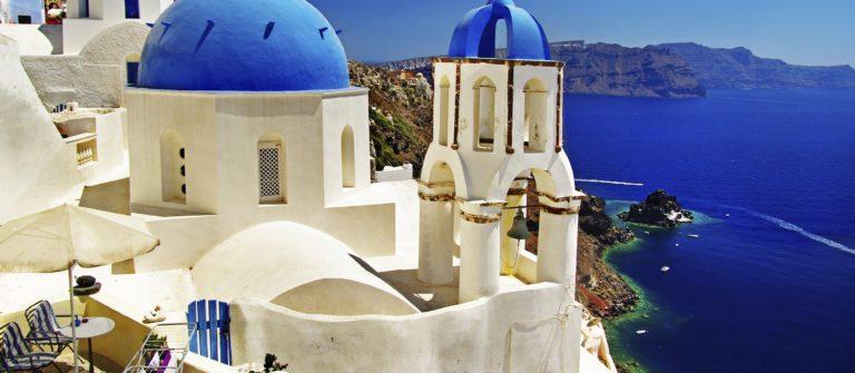 Circuito Santorini y Mykonos con hoteles y vuelos